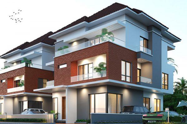5 Bedroom Villa Lekki Phase 1