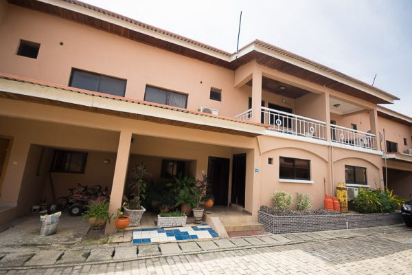 Lekki Waterfront House For Sale
