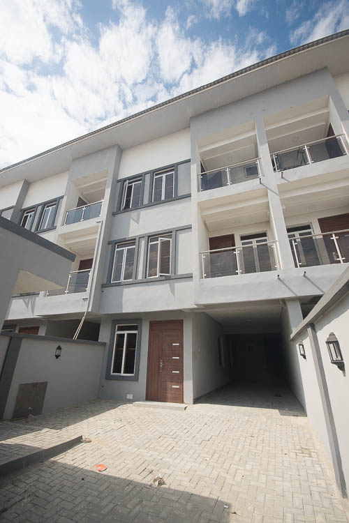 4 Bedroom Duplex For Sale in Lekki Phase 1