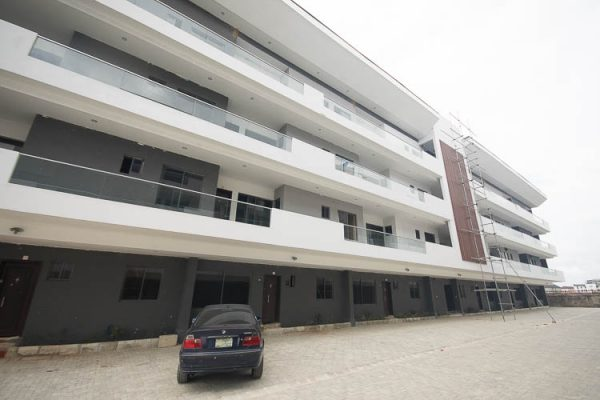 3 Bedroom Shell Flat For Sale in Lekki Phase 1