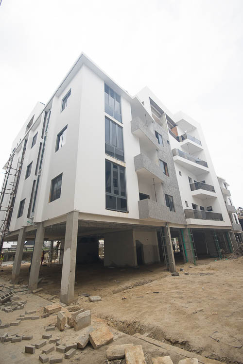 4 Bedroom Maisonette For Sale in Lekki Phase 1