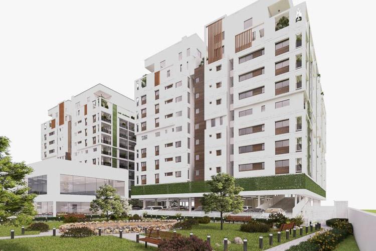 M 120 Apartments Lekki Phase 1
